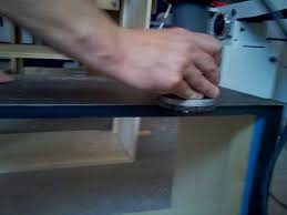 How To Clean Laminate Cabinets How To Decoratively Laminate Cabinets And Plywood 8 Steps With