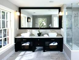 bathroom mirrors houston bathroom framed mirrors interior4you framed mirrors for bathroom