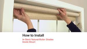 Putting Up Blinds In Window How To Install Blinds And Shades Bali Blinds And Shades