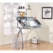 Studio Designs Drafting Tables Studio Designs Futura Glass Tower Drafting Table 10057 Ebay