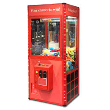 skilltester claw machine my games room party hire