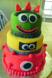 yo gabba gabba cake decorations u2014 marifarthing blog ways