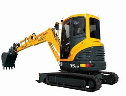 hyundai to manufacture branded compact excavators for case and new