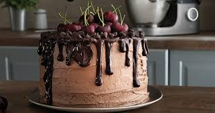 chocolate cake recipe with kenwood titanium