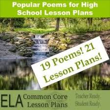 awesome more love poems with poetry lesson plans teaching