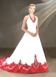 Red And White Wedding Dresses Elegant Bridal Style Timeless And Elegant Red And White Wedding