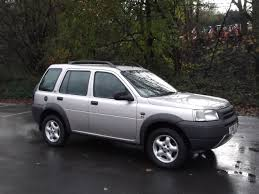 land rover 1999 freelander used land rover cars huddersfield second hand cars west yorkshire