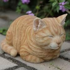 orange tabby cat ornaments wayfair