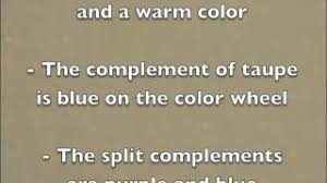taupe the color taupe color meanings what is taupe youtube