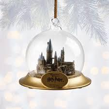 Universal Studios Christmas Ornaments - l hogwarts castle ornament 1315158 jpg