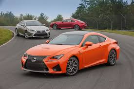 rcf lexus orange lexus rc 350 u0026 rc f jekyll meet hyde pursuitist