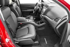 Dodge Journey Interior - 2015 dodge journey review autoevolution