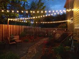 Backyard Wedding Lighting Ideas Vanilla Earl Grey Creme Brulee Snixy Kitchen