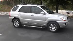 suv kia 2008 for sale 2005 kia sportage fuel efficient suv awd stk 95605b