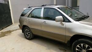 lexus rx300 model 2003 well painted reg 2003 lexus rx300 up 4 sale 1 680m asking