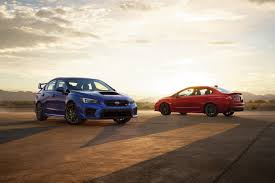 subaru wrx hatch 2018 2018 subaru wrx and wrx sti on the road track and dirt trackworthy