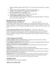rn resume exles 2 emergency room resume 2 emergency room rn resume exles