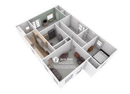3d floor plan 2 logo jerry sun