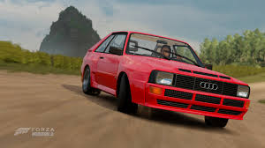 first audi quattro forza horizon 3 cars