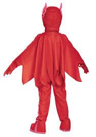 red dragon halloween costume pj masks deluxe owlette costume for girls