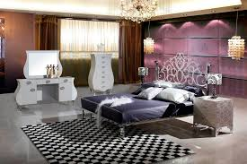 Stainless Steel Bedroom Furniture Contemporary Metal Bedroom Furniture And Luxury Bed Stainless