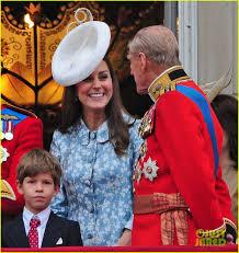 prince william u0026 kate middleton bring prince george to u0027trooping