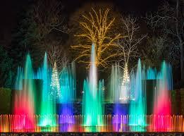 Life University Lights Longwood Christmas Season Longwood Gardens