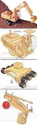 Woodworking Plans For Toy Barn by Wooden Toy Digger Plans Wooden Toy Plans And Projects