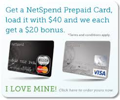 free debit card get paid 20 everytime you give away a free netspend debit card