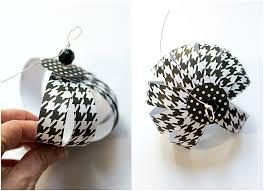 paper diy ornaments craft paper scissors