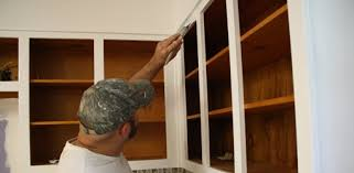 how to paint kitchen cabinets today s homeowner