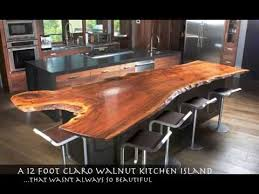 walnut kitchen island walnut kitchen island
