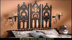 Gothic Bedroom Furniture by Diy Gothic Bedroom Decor Youtube