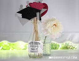 graduation favor ideas diy graduation party ideas robb restyle