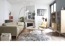 meuble design vintage table salle a manger style scandinave 6 scandinave meubles