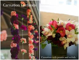 flower garlands for indian weddings wedding lookbook the best indian and international flowers for