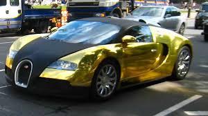gold bugatti chiron top10linch gold bugatti veyron youtube