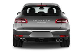 porsche suv 2017 2017 porsche macan adds 252 hp turbo four base model automobile