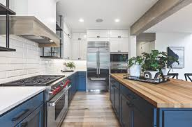 gray kitchen cabinets blue island 25 luxury kitchen ideas for your home build beautiful