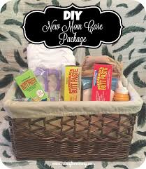 new care package nanny to diy new care package