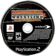 Backyard Wrestling 2 Ps2 Index Of Juegos Caratulas B