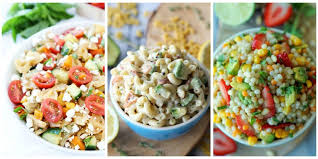 cold salads 60 pasta salad recipes you need to bring to your next barbecue