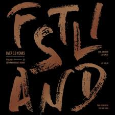 anniversary album ftisland 10th anniversary album 10 years cd poster
