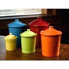 funky kitchen canisters storage canisters for kitchen contemporary modern canisters funky