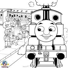 21 thomas the tank coloring pages thomas friends coloring pages