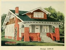 Bungalow Craftsman House Plans 442 Best House Exteriors Early 1900s Images On Pinterest