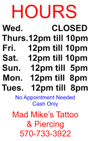 mad mike u0027s tattoo mad mikes twitter