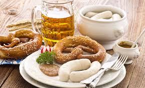 cuisine bavaroise bière bavaroise vacances en bavière