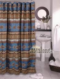Western Bathroom Shower Curtains Southwestern Shower Curtain Ranch Luxury Shower Curtain