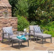 Wicker Patio Furniture Set Wicker Patio Furniture Outdoor Seating Dining For Less